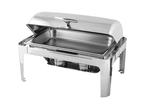 Roll-Top Chafing Dish, GN 1/1, Inhalt 9 Liter