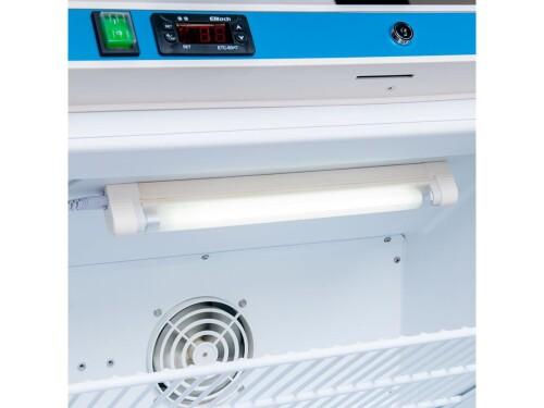 Kühlschrank Mit Glastür : Gastro kühlschrank mit glastür mm liter