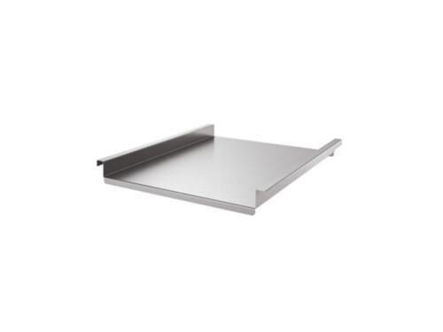 Kühlschrank Untergestell : Ablage aus edelstahl für untergestell lagastro shop